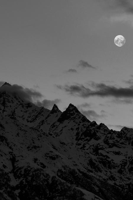 Ay Işığı Vadisi