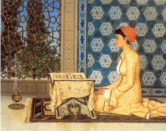 Kuran Okuyan Kız