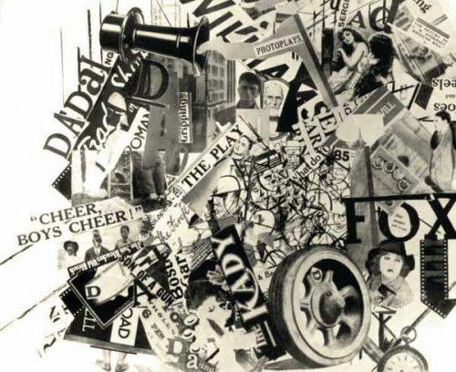 John Heartfield,Dada Fotomontajı (1920)