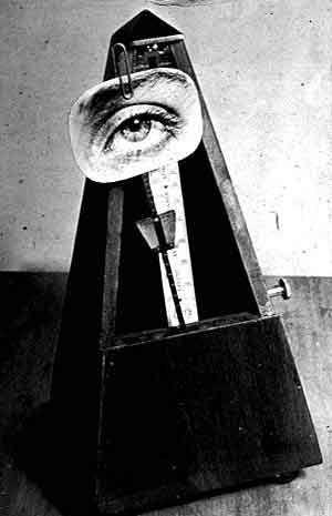 Man Ray, Yok Edilecek Nesne (1923)