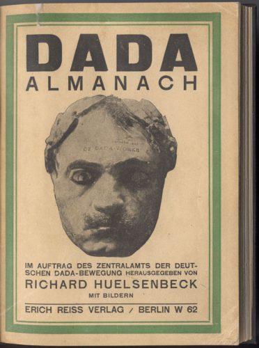 Richard Huelsenbeck, Almanak (1920)